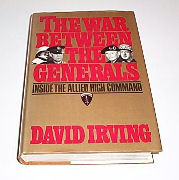 The War Between the Generals, Irving, David