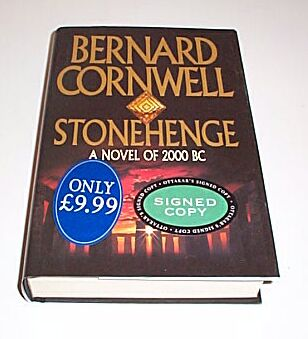 Stonehenge - A Novel of 2000 BC, Cornwell, Bernard