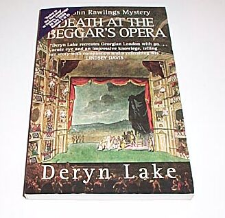 Death at the Beggars Opera, Lake, Deryn