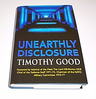 Unearthly Disclosure, Good, Timothy