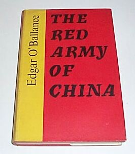The Red Army of China, Oballance, Edgar