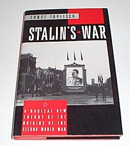 Stalins War, Topitsch, Ernst