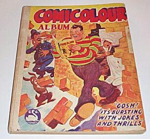Comicolour Album 1953