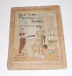 Old Time Pictures and Rhymes, Harrison, Chas