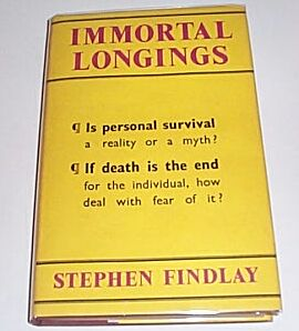 Immortal Longings, Findlay, Stephen