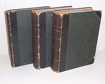 Cassell's History of the Russo-Japanese War Illustrated 3 Volume Set, No Stated Author
