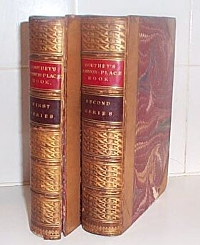 Southey's Common-Place Book. Series 1st & 2nd, John Wood Warter [Editor]