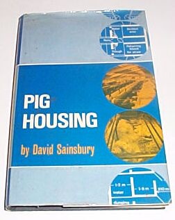 Pig Housing, Sainsbury, David