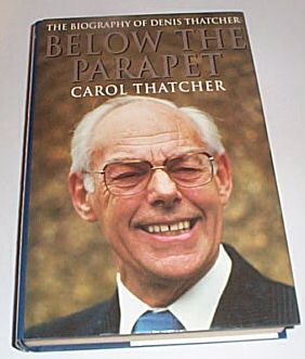 Below the Parapet, Thatcher, Carol