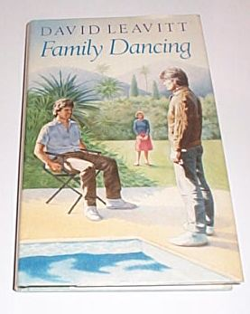 Family Dancing, Leavitt, David
