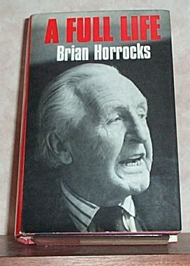 A Full Life, Horrocks, Brian